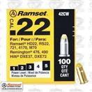 RAMSET Ammunition 42CW